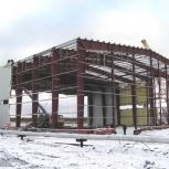 Строительство ангаров, Ставрополь