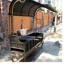 Мангал стационарный для кафе/ресторана, Ставрополь