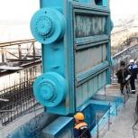 Колесные затворы с консольными колесами, Ставрополь