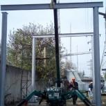 Мини-кран паук, Ставрополь