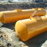 Резервуар горизонтальный стальной РГС-50 м3 (РГСП-50м3), Ставрополь