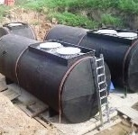 Резервуары стальные горизонтальные (РГС) и емкости, Ставрополь