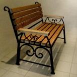 Металлические лавочки, скамейки и урны, Ставрополь