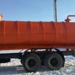 Автоцистерна ассенизационная 15 кубов, Ставрополь