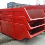 Контейнер для сбора твердых бытовых отходов (ТБО), Ставрополь