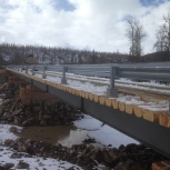 Автомобильные стальные балочные мосты быстровозводимые., Ставрополь