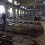 Изготовление металлических понтонов., Ставрополь