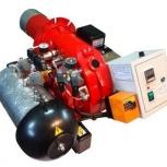 """Горелка для котла на """"отработке"""" - AL-35V (120-360 кВт), Ставрополь"""